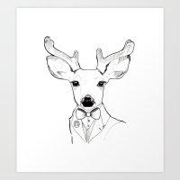 John Doe Art Print