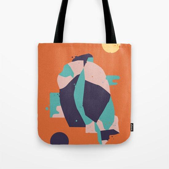 Lifeform #1 Tote Bag