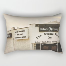 The Stone Pony Rectangular Pillow
