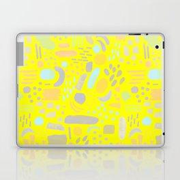 Dancing shapes Laptop & iPad Skin
