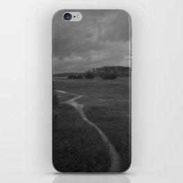 Foottrail, Skidaway Island State Park iPhone Skin