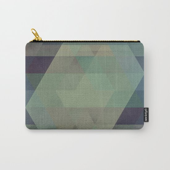 The Clearest Line VIII Carry-All Pouch