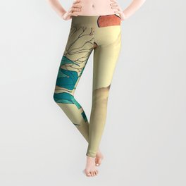 Mutual Admiration in Dana Leggings