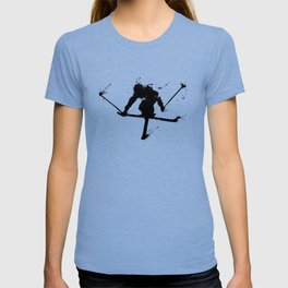 Ski jumper T-shirt