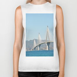 Rio Antirrio Bridge Biker Tank