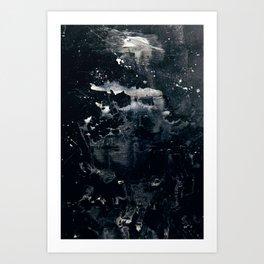 Pale Figure Art Print
