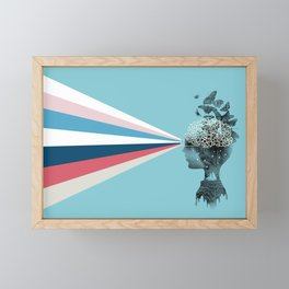Playback Memories Framed Mini Art Print