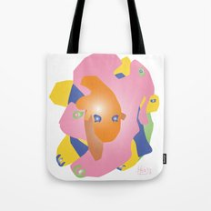 Creature 1 Tote Bag