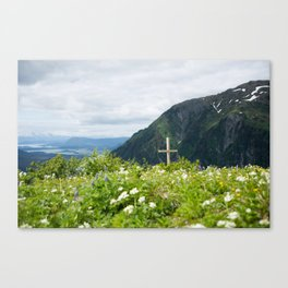 Mount Roberts, Alaska II Canvas Print