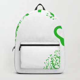 Organ Donor Donate Life Transplant Awareness Backpack