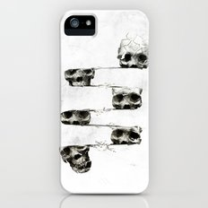 SKULL 3 iPhone (5, 5s) Slim Case