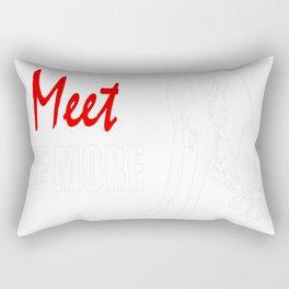 I Love My German Shepherd Rectangular Pillow