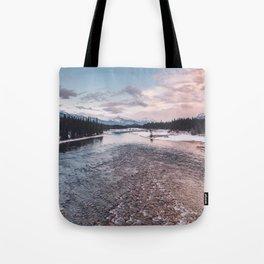 Icefields Parkway, AB IV Tote Bag