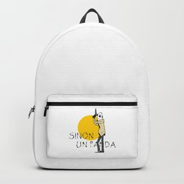Sinon, un panda (4) Backpack