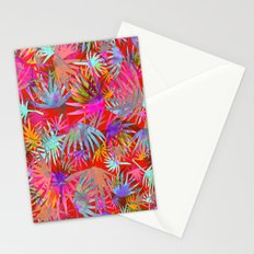 Tropicana - Red Stationery Cards