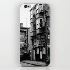crowded street iPhone & iPod Skin