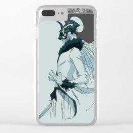 ichigo Hollow Bleach Clear iPhone Case