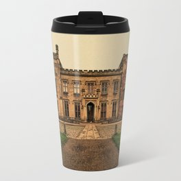 A splendid past. Elvaston Castle, Derbyshire Travel Mug