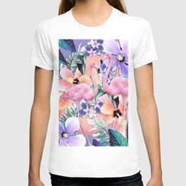 Flamingo Jungle T-shirt