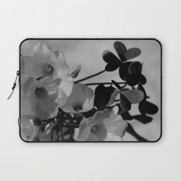 Lemon Clover Wildflowers Bouquet Laptop Sleeve