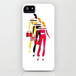 Stylish Women iPhone Case