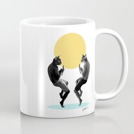 Fishing sardines Coffee Mug