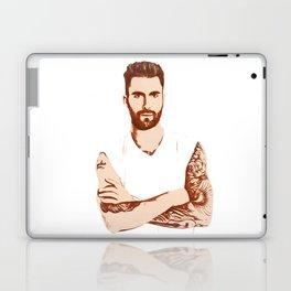 Adam Levine - Pop Art Laptop & iPad Skin