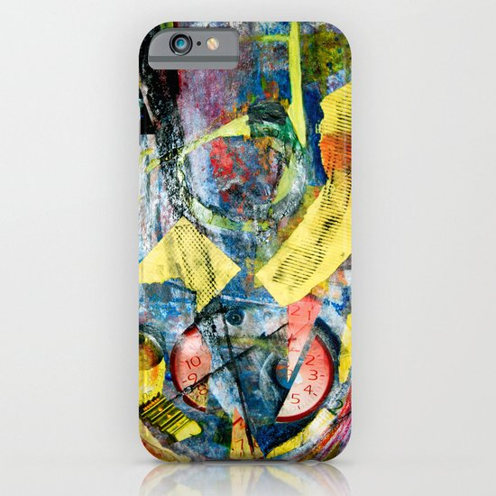 Time Collage iPhone & iPod Case