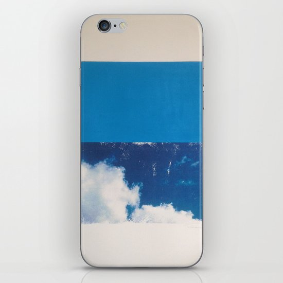 SKY/BLU iPhone & iPod Skin