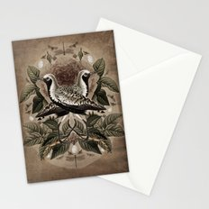 Pluvialis squatarola Stationery Cards