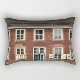 Gutenbergstrasse Rectangular Pillow