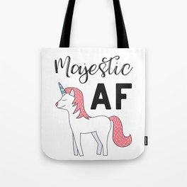 Majestic AF Tote Bag