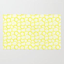 Cool Lemons Rug