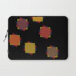 Magic Triad Black Laptop Sleeve