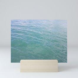 New Zealand Ocean Mini Art Print