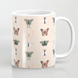 Butterflies + Moths Coffee Mug