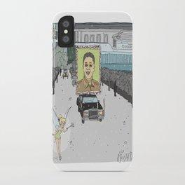 """Magic Kingdom"" (North Korea) iPhone Case"