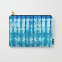Shibori Ombre Nori Carry-All Pouch