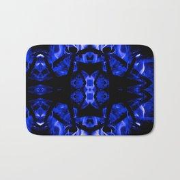 Sapphire Blaze Bath Mat