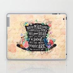 Mad Hatter Laptop & iPad Skin