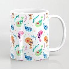The Happy Fish Pattern Mug