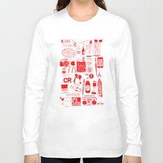 Graphics Design student poster Long Sleeve T-shirt