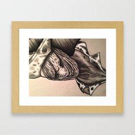 Silent Hill Nurse  Framed Art Print