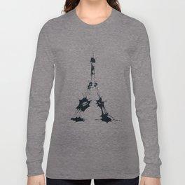 Splaaash Series - Iron Lady Ink Long Sleeve T-shirt