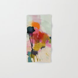 paysage abstract Hand & Bath Towel