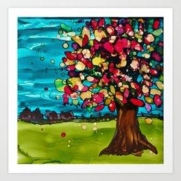 That Beautiful Tree Art Print