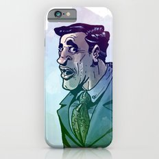 Oficinista at Work iPhone 6s Slim Case