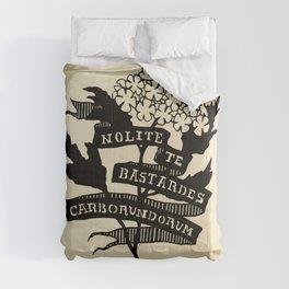 Handmaid's Tale - NOLITE TE BASTARDES CARBORUNDORUM Comforters