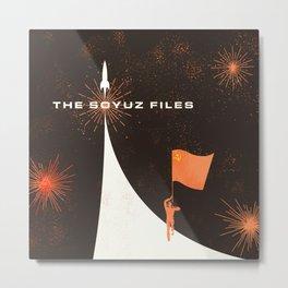 The Soyuz Files Metal Print