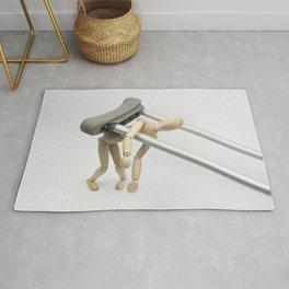 Crutch Rug